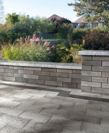 Lineo Dimensional Stone Wall Photos
